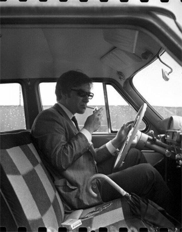 Андрей Миронов всегда мечтал о собственном автомобиле