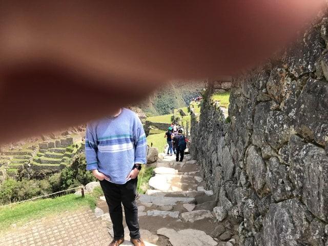 Единственное фото из Перу