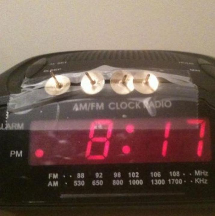 Эффективный будильник