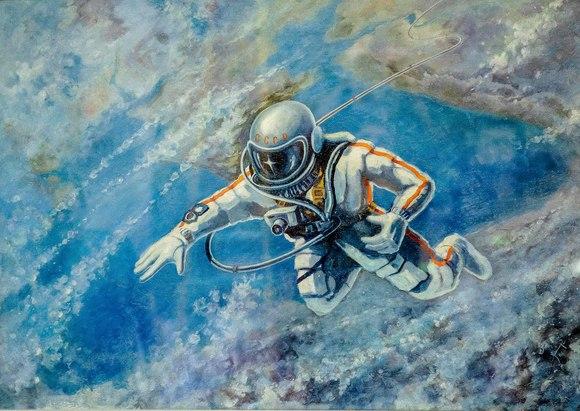 Космос: чем опасен он для человека без защиты