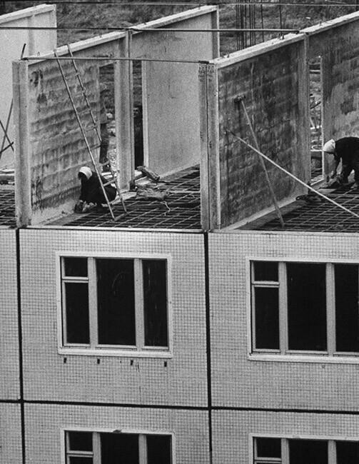 Строительство хрущевок, 1963 год