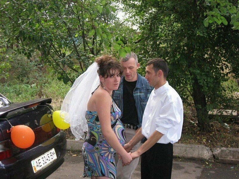 Может у вас другие заботы, а свадьбу вас заставили сделать7