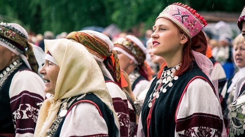 Эстония и ее жители