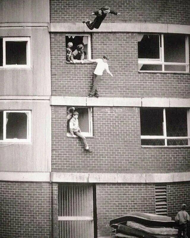 Развлечения детей в Англии, 1978 год
