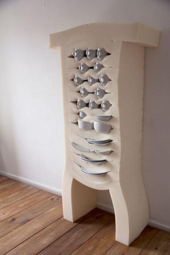 Мебель. например из поролона