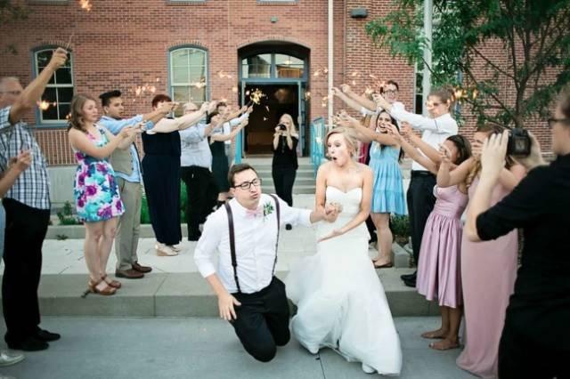 А чем запомнилась ваша свадьба?