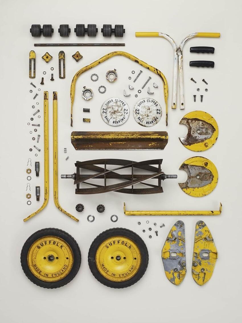 Механическая косилка