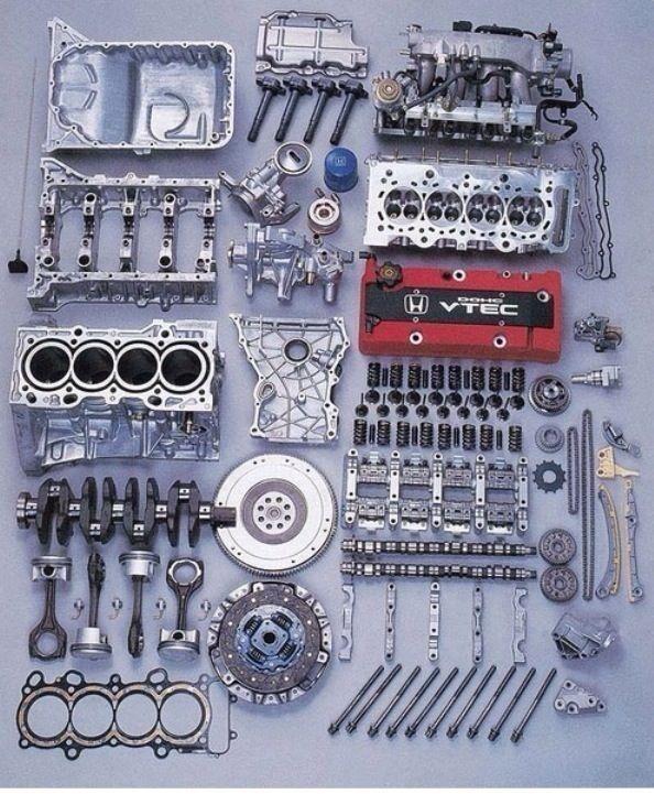 Двигатель Honda Civic