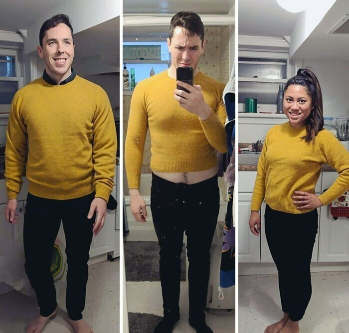 """3. """"Жизненный цикл моего свитера"""""""