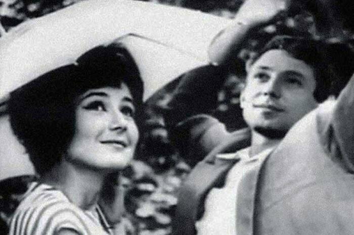 Олег Даль и Татьяна Лаврова