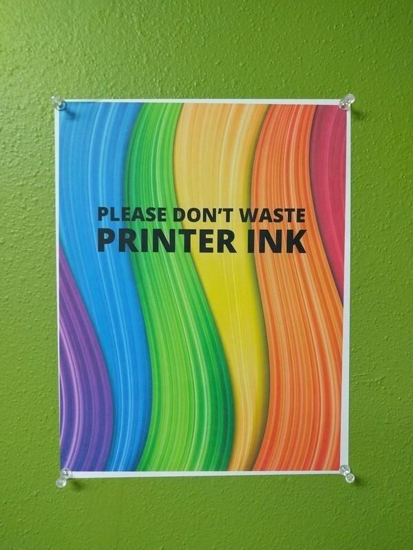 Экономьте краску ;)