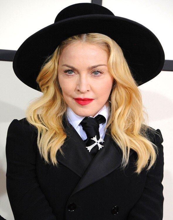 Мадонна, 55 лет