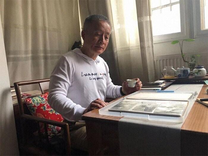 2020. Юнкин листает семейный альбом