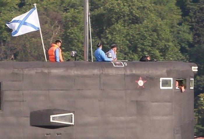 А вы знали, что у подводной лодки есть форточка?