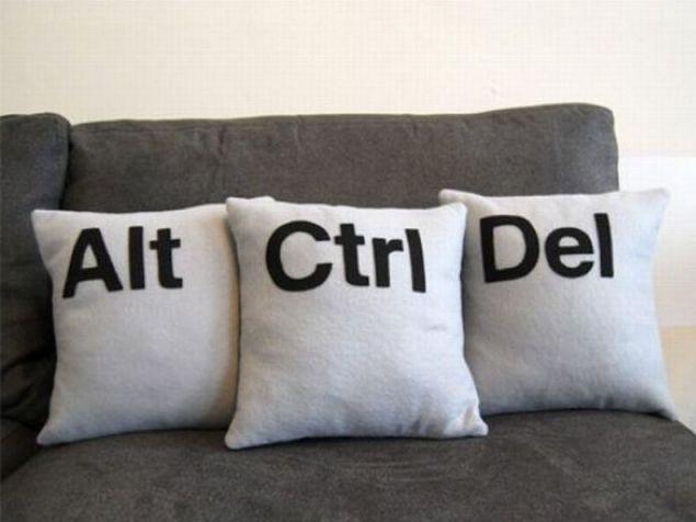 Подушки программиста