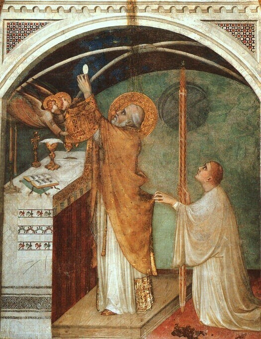 """Во время евхаристии священники произносят «Hoc est corpus» (""""это тело"""") для превращения хлеба в плоть - отсюда """"Hocus Pocus"""""""