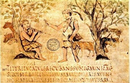 Первая известная иллюстрированная детская книга была из Древнего Рима. В нее вошли рецепты виноделия и пивоварения