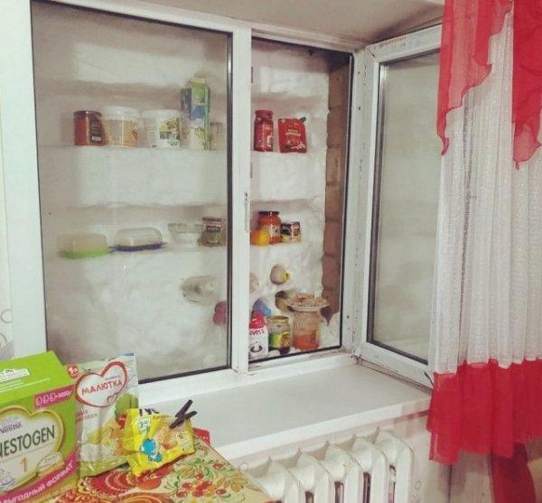 Русский холодильник