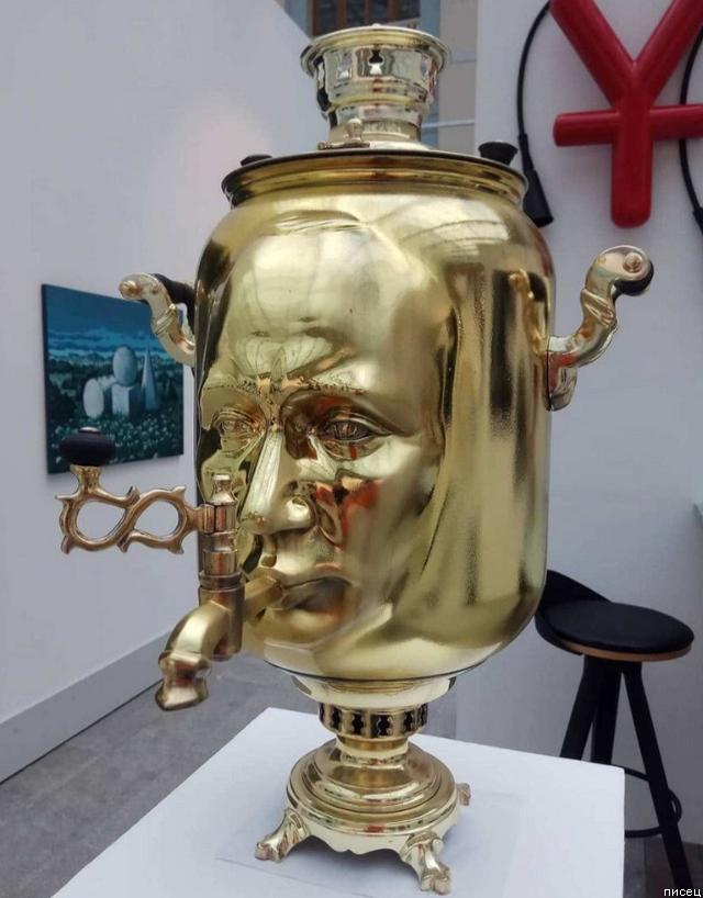 Путин не чайник