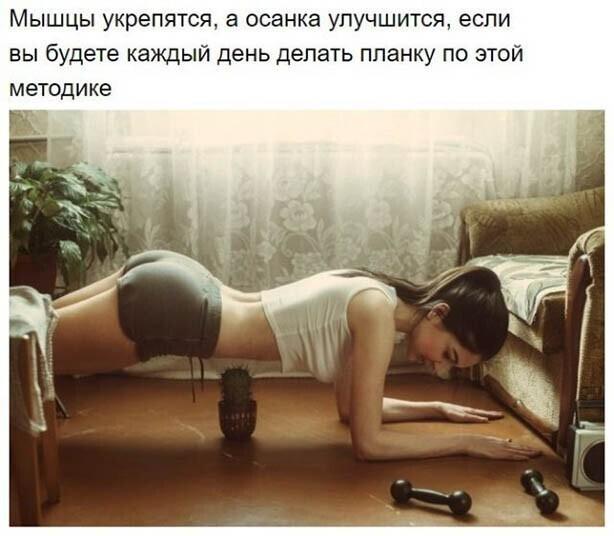 Задорные картинки о девушках, мотивации и котиках