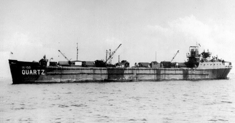 Так  американцами было создано аналогичное судно (сухогруз Faith), а в период Второй Мировой войны американскими конструкторами были созданы корабли из железобетона в количестве 24-х штук и 80 барж.