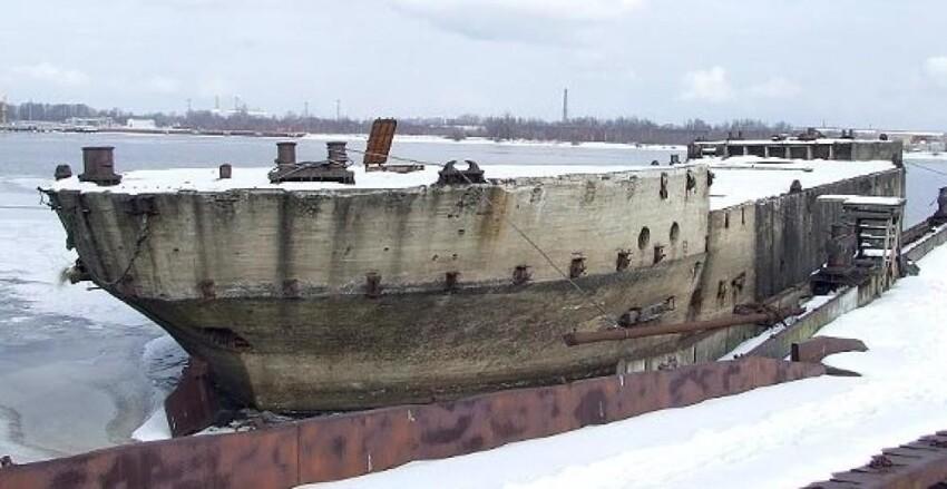 В конечном итоге сомнительная рентабельность перевозок заглушила импульс к развитию бетонного кораблестроения.