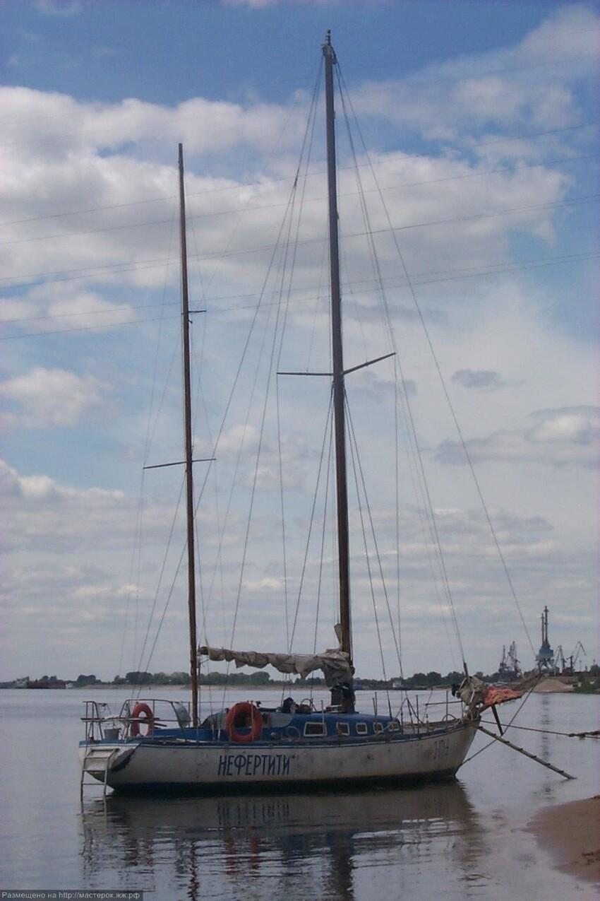 Яхта «Нефертити»