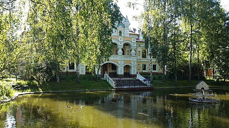 Собственно резиденция Патриарха