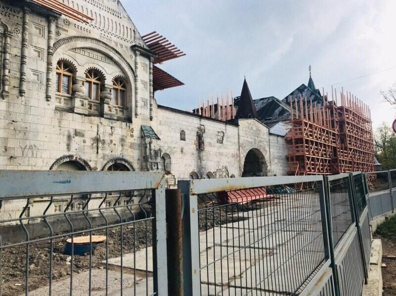 Патриарх Кирилл и его жилищные условия