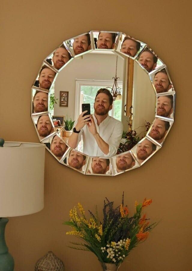 «Мы нашли идеальное зеркало для нарциссов»