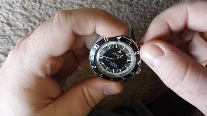 Часы Jaeger-LeCoultre за 35 тысяч долларов