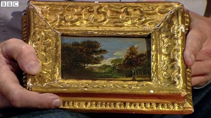Картина Джона Констебля за 400 тысяч долларов
