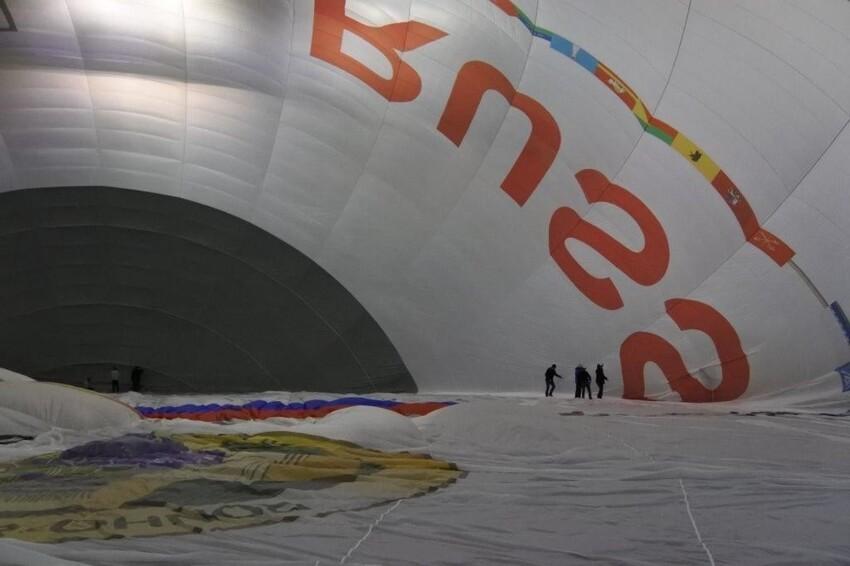 Самый большой в мире воздушный шар