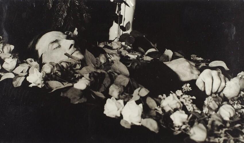 Похороны Владимира Маяковского