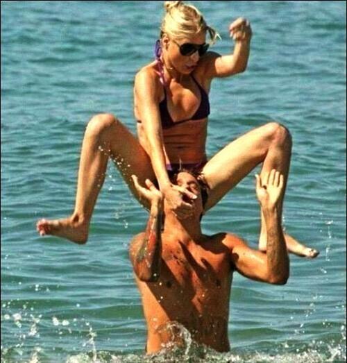 Что творили девушки на пляжах