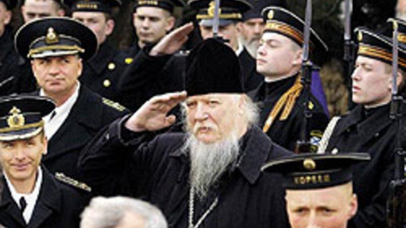 """""""Вы попали"""": наставление новобранцам от священника"""