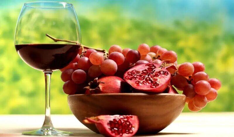 29. Традиционное вино