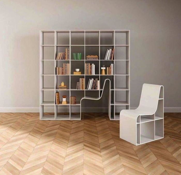 Мебель для тех, кому всегда мало места