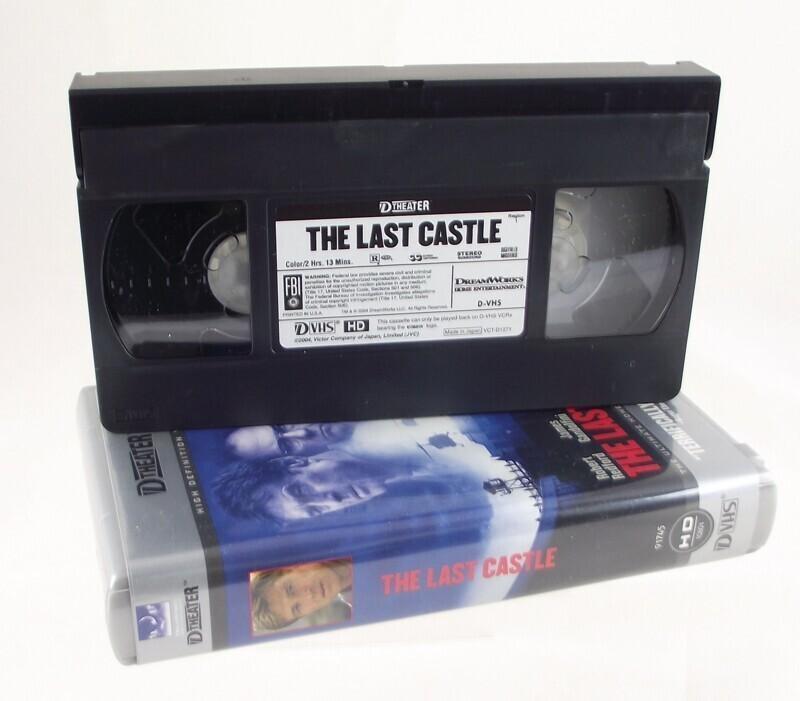 D-VHS или D-Theater