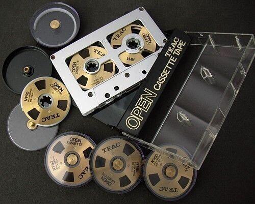 TEAC O'Casse Open Cassette