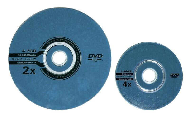 Mini-DVD