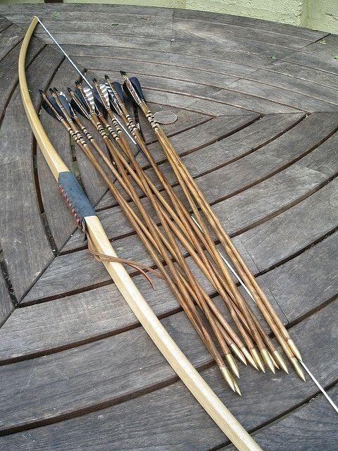 Не забывайте про лук и стрелы