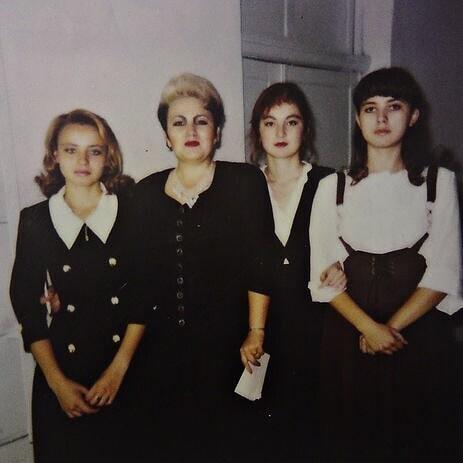 В школе, 1994 год