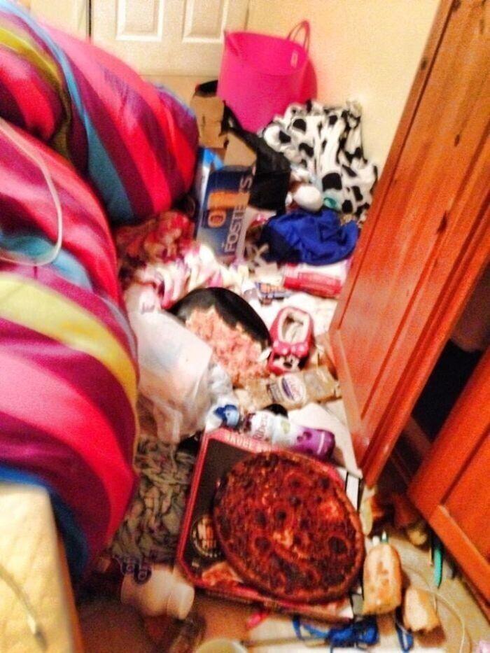 """Так выглядят самые запущенные спальни на берегах """"Туманного Альбиона"""""""