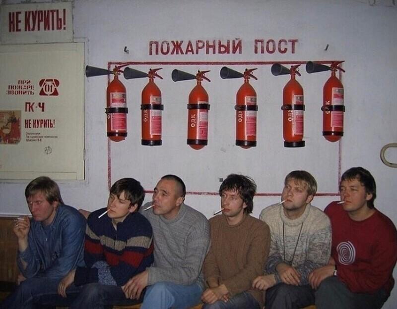 """Команда КВН """"Уральские пельмени"""", 1995 год"""