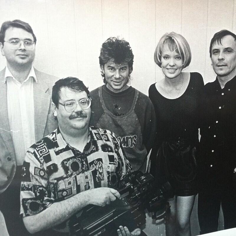 Наши звезды в пору лихих 90-х