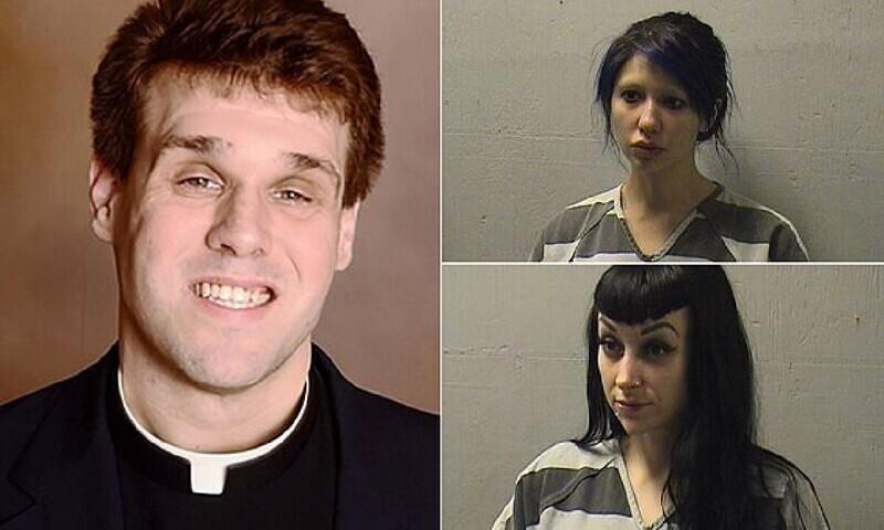 Американского священника поймали во время оргии в храме
