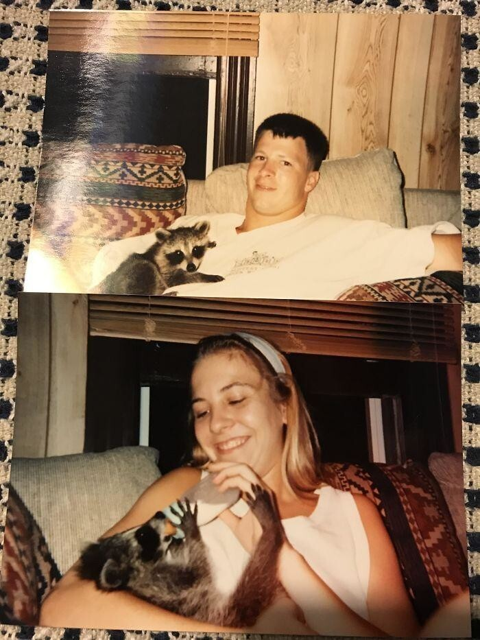 44. «Папа сказал, что нашел милые фотки меня в детстве, и протянул мне это»