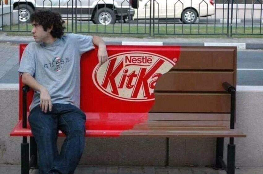 Шоколад КитКат