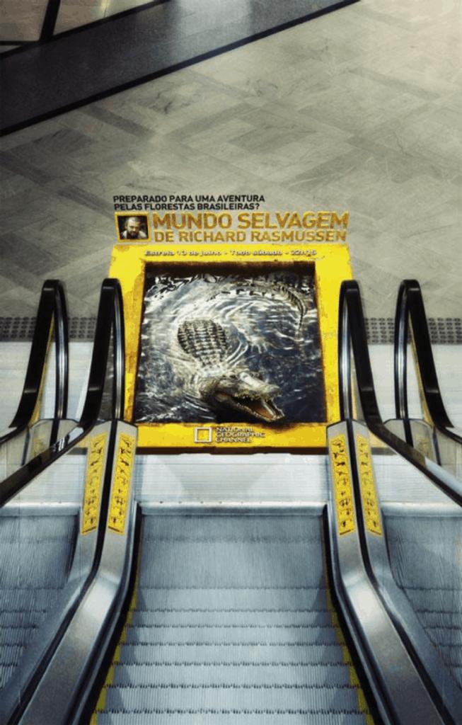 Программа National Geographic обещает вам, что вам не будет скучно, если вы ее увидите